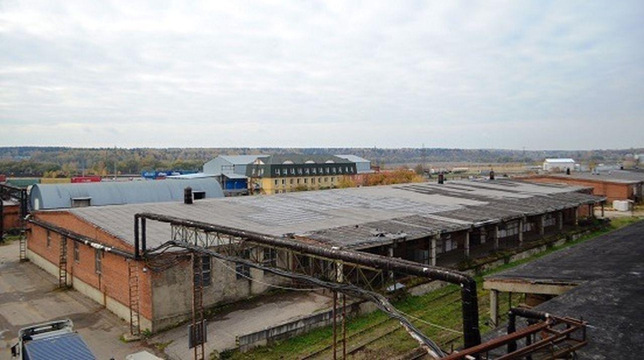 Складском комплексе Истринский промпарк