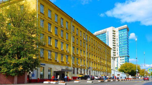 Бизнес-центр Вперед (Vpered)