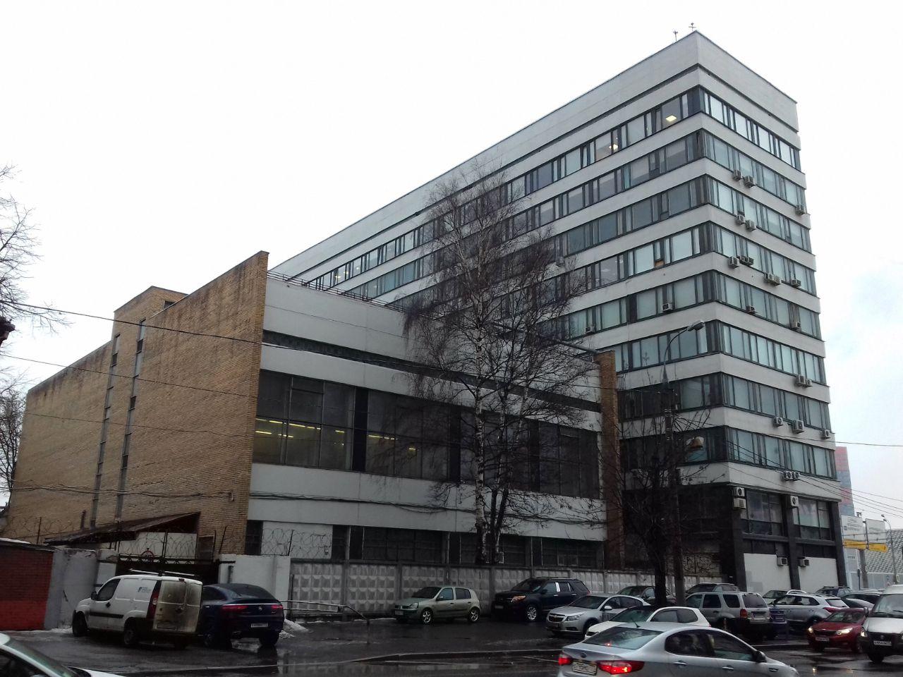 Бизнес Центр ВТИ