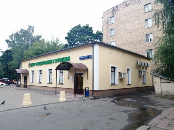 Отдельно стоящее здание на ул. Никитинская, 13А