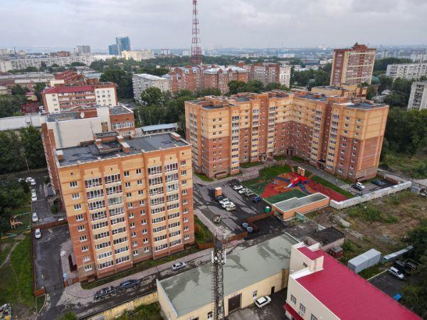 1-я Фотография ЖК «на ул. Серафимовича»