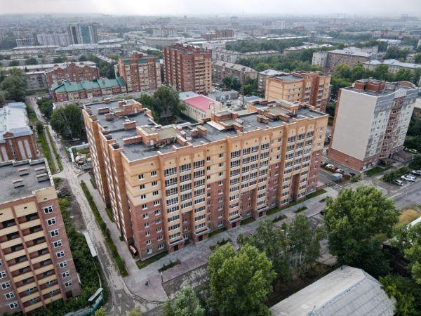 3-я Фотография ЖК «на ул. Серафимовича»
