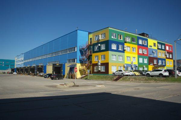 Офисно-складской комплекс Интер-Полимер-Строй