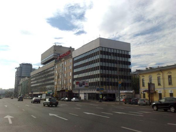 Торгово-офисный комплекс на Зубовском бульваре, 17с1