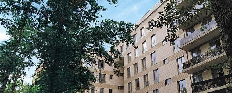 жилой комплекс Клубный дом на Смоленском бульваре
