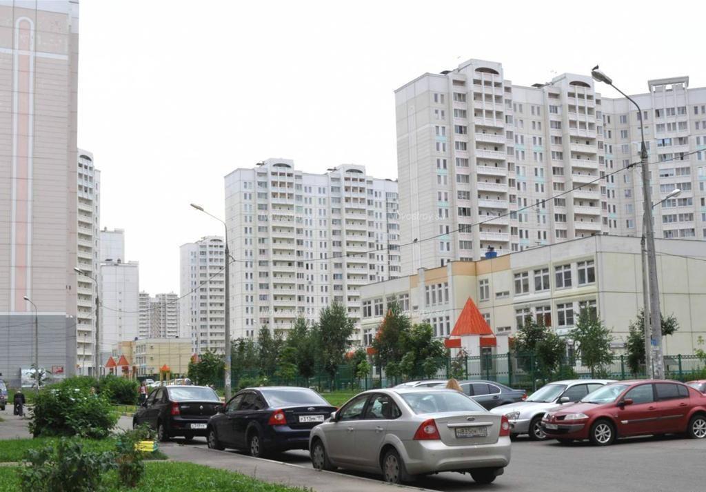 жилой комплекс Подольские просторы