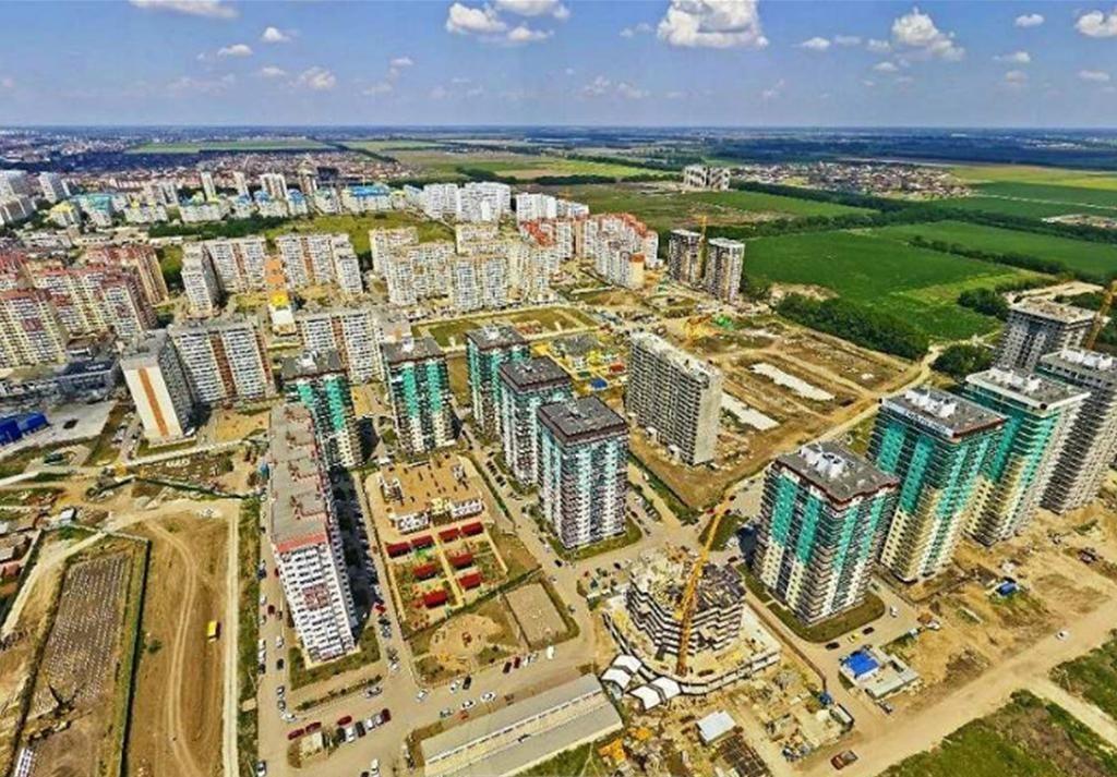 жилой комплекс Возрождение (Краснодар)