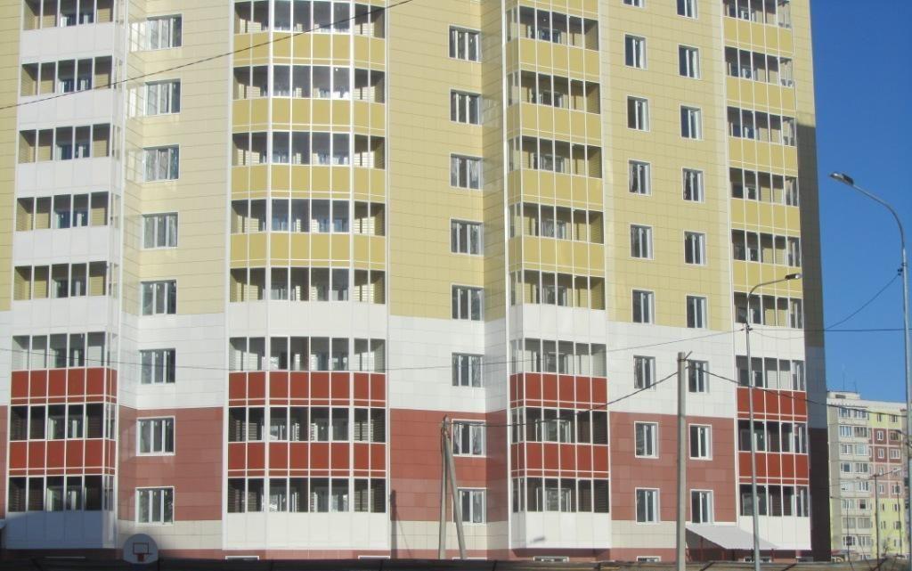 ЖК Жилой дом №1 в микрорайоне 7