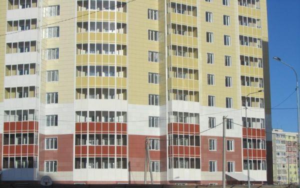 1-я Фотография ЖК «Жилой дом №1 в микрорайоне 7»