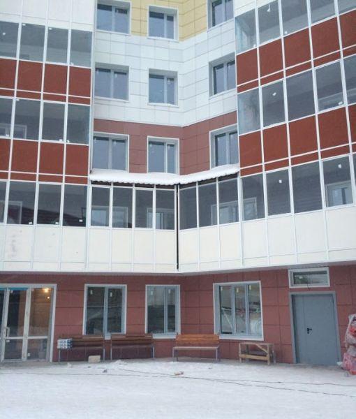4-я Фотография ЖК «Жилой дом №1 в микрорайоне 7»