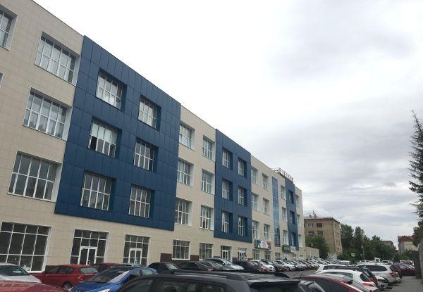 Офисное здание на ул. Витебская, 4