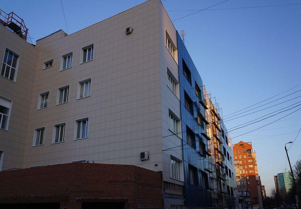 Бизнес Центр на ул. Витебская, 4