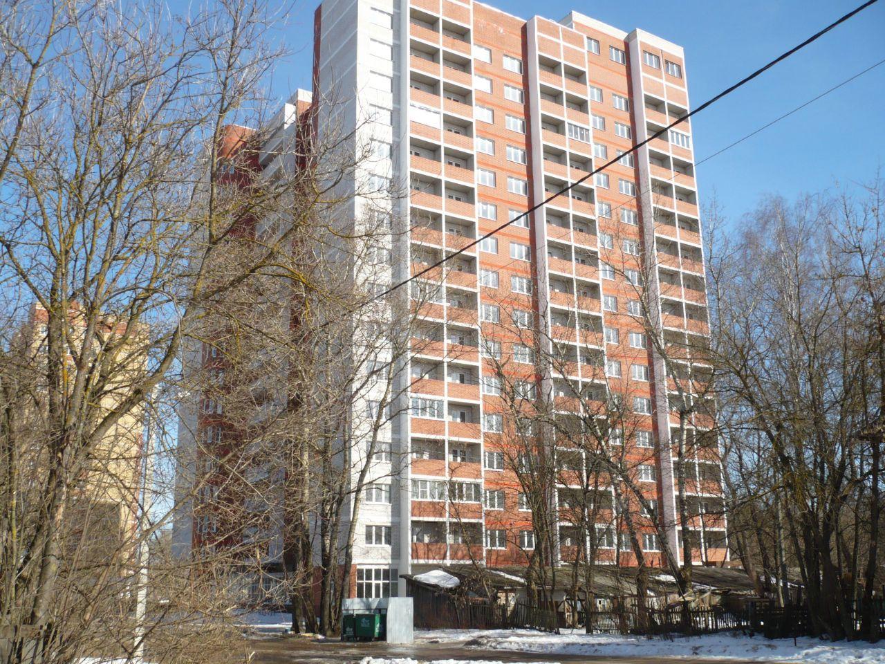 фото ЖК по ул. Бориса Полевого 9