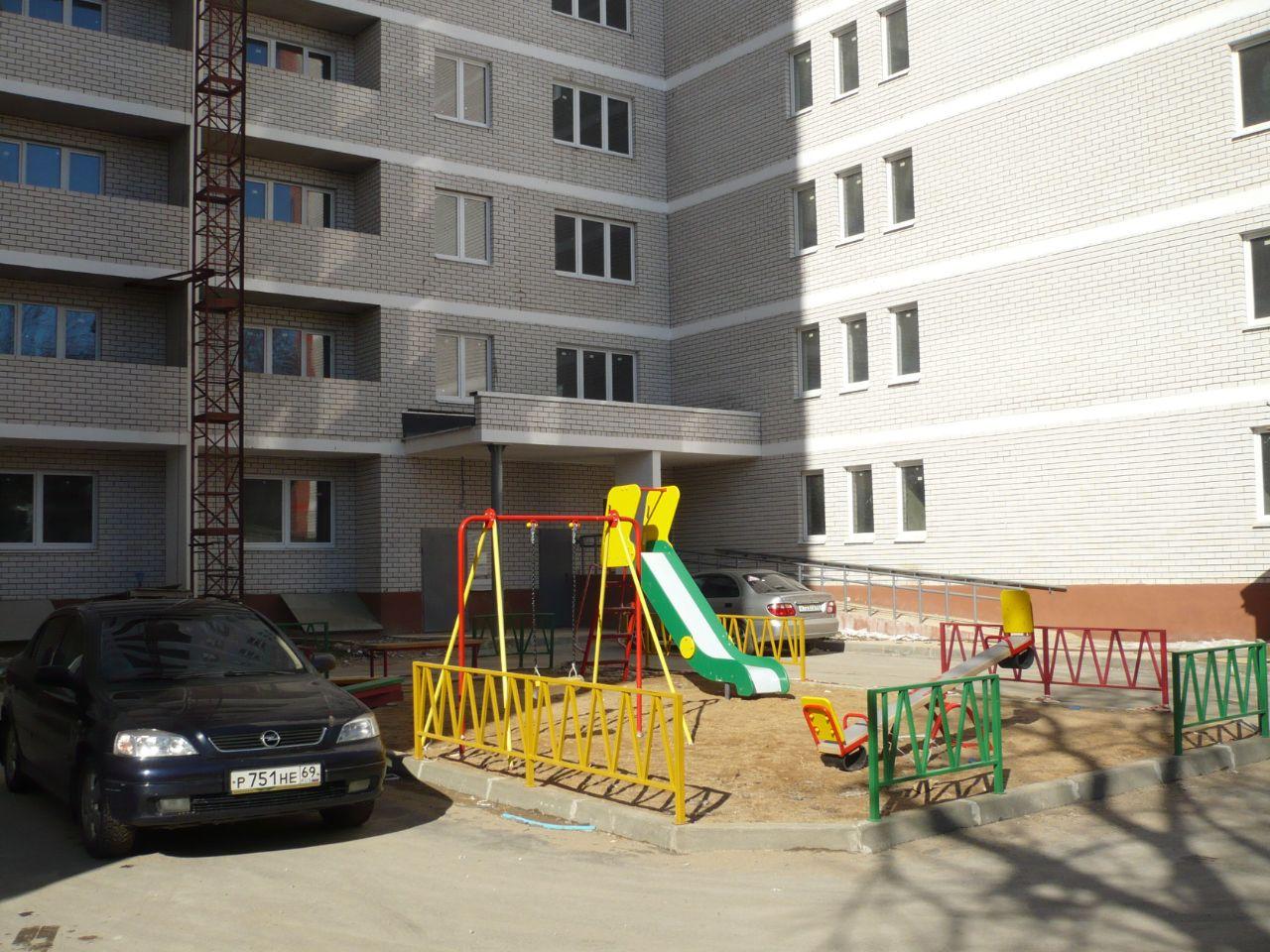 жилой комплекс по ул. Бориса Полевого 9
