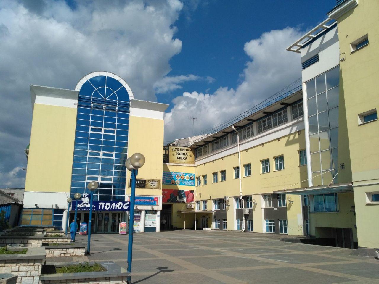 аренда помещений в ТЦ Рязанский