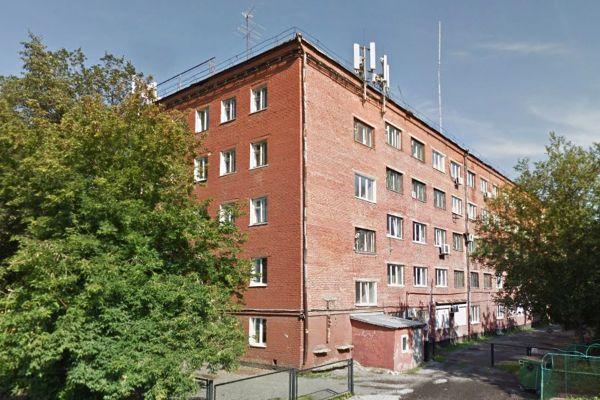 Офисное здание на ул. Спортивная, 28