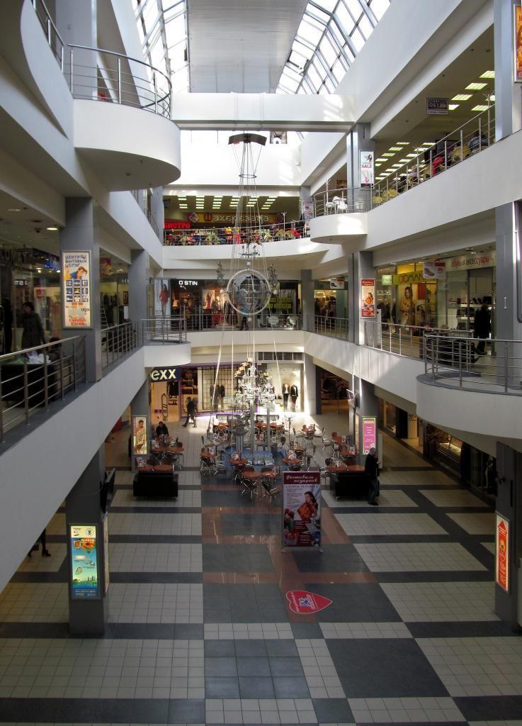 Торговом центре Гулливер