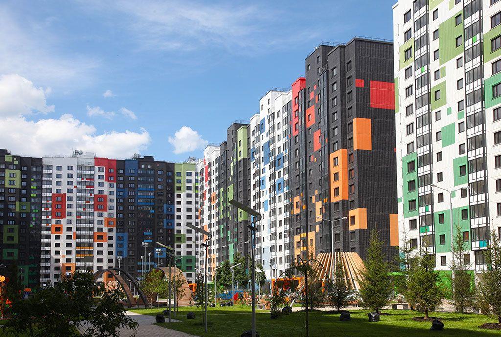 жилой комплекс На Дмитровском 169