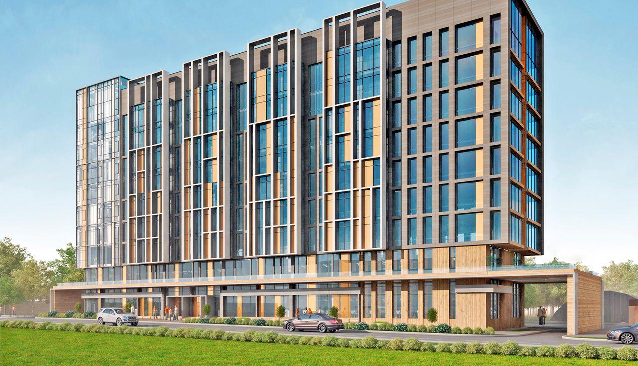 жилой комплекс Янтарь Apartments (Янтарь Апартментс)