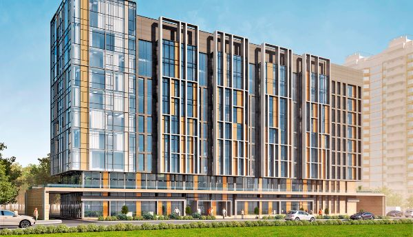 2-я Фотография ЖК «Янтарь Apartments (Янтарь Апартментс)»