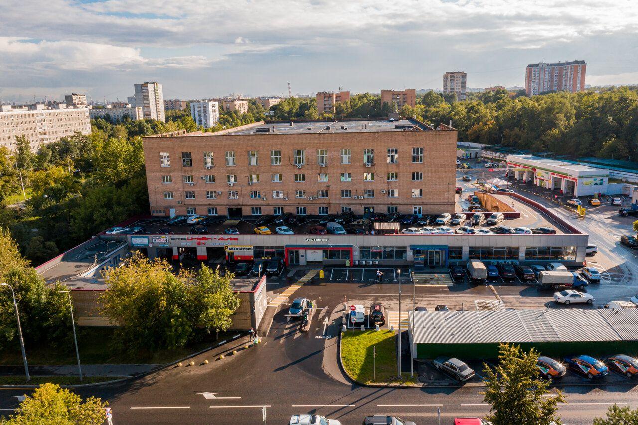 аренда помещений в БЦ на ул. Ташкентская, 28с1