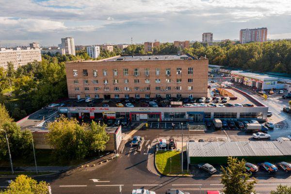 Офисно-складской комплекс на ул. Ташкентская, 28с1