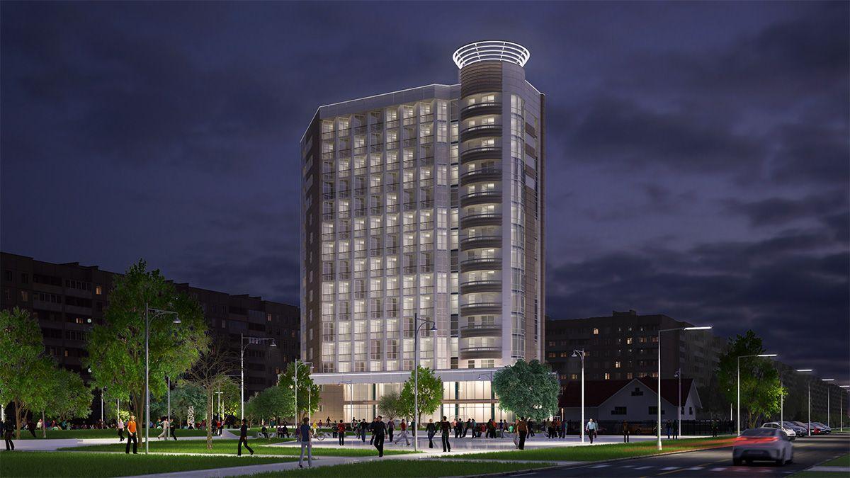 купить квартиру в ЖК Apart Hotel Victoria (Апарт отель Виктория)