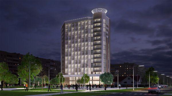 2-я Фотография ЖК «Apart Hotel Victoria (Апарт отель Виктория)»