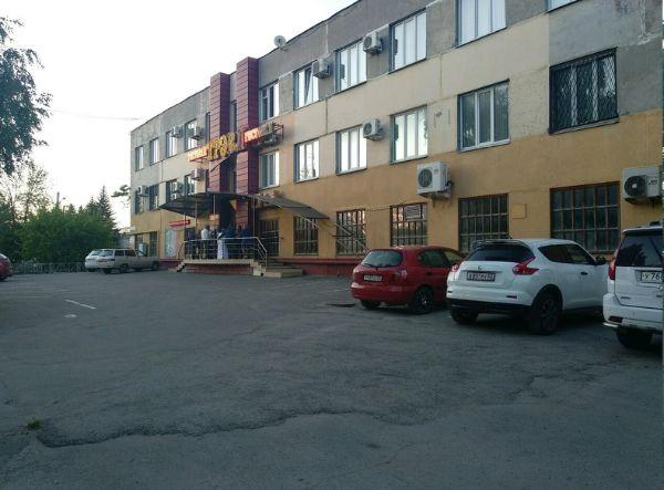 Офисное здание на проезде Шабулина, 8