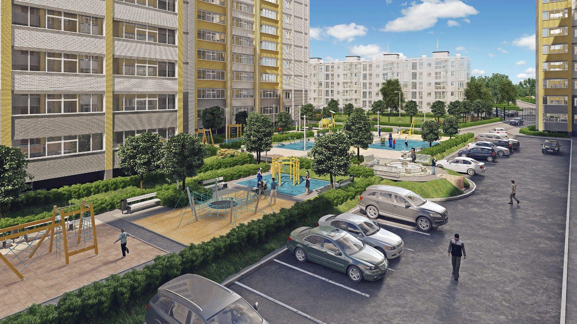 продажа квартир Династия (г. Владимир)
