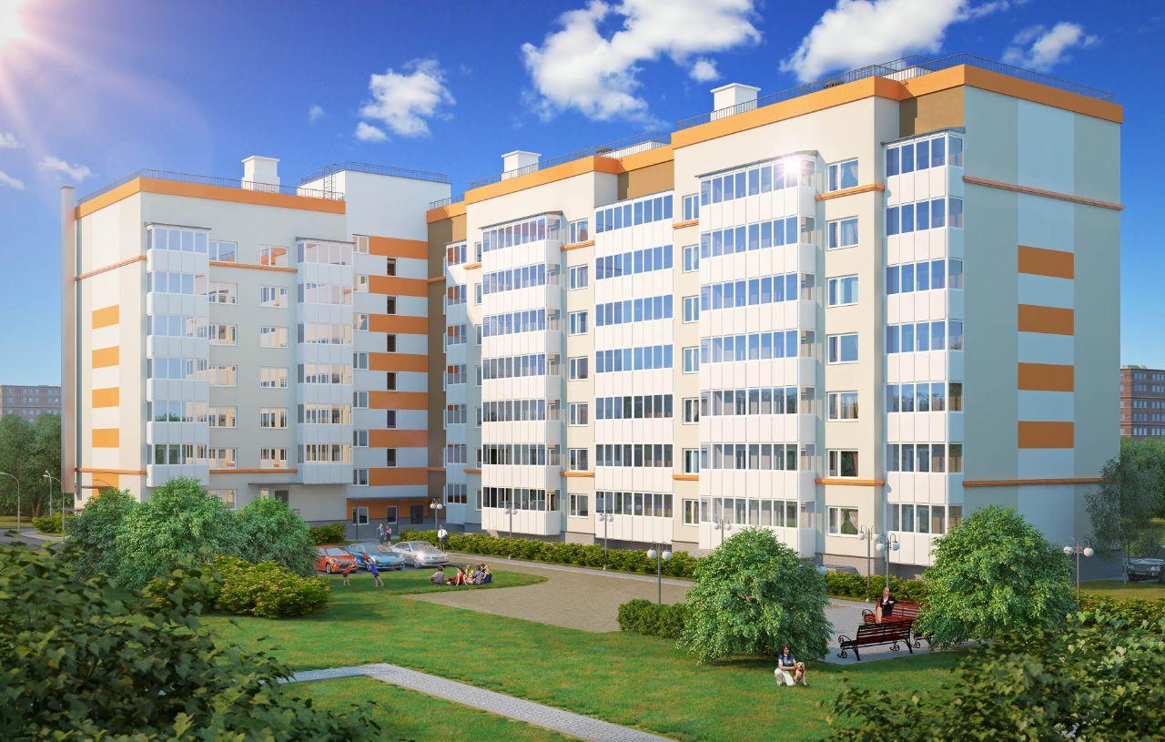 жилой комплекс Полководец