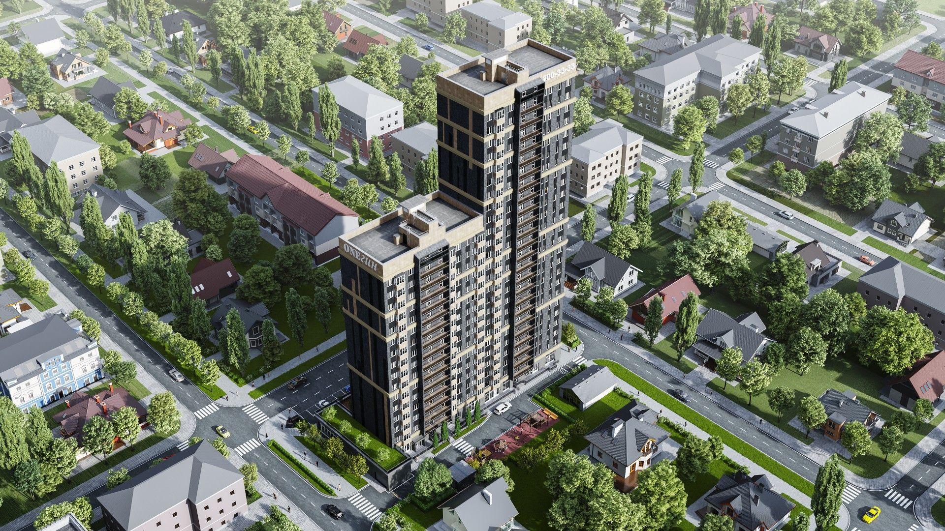 купить квартиру в ЖК Онегин