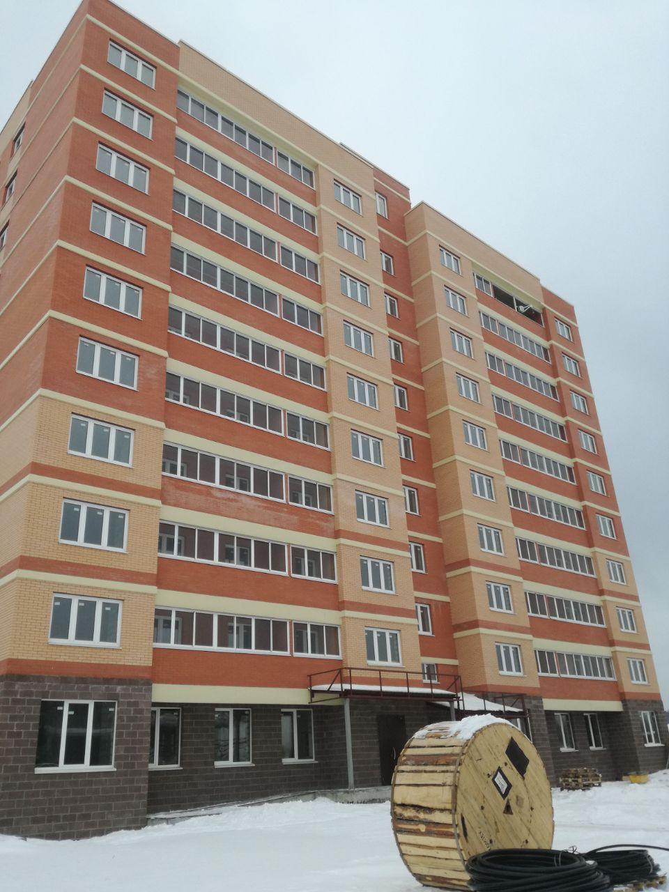 жилой комплекс Молодежный (Кременки)