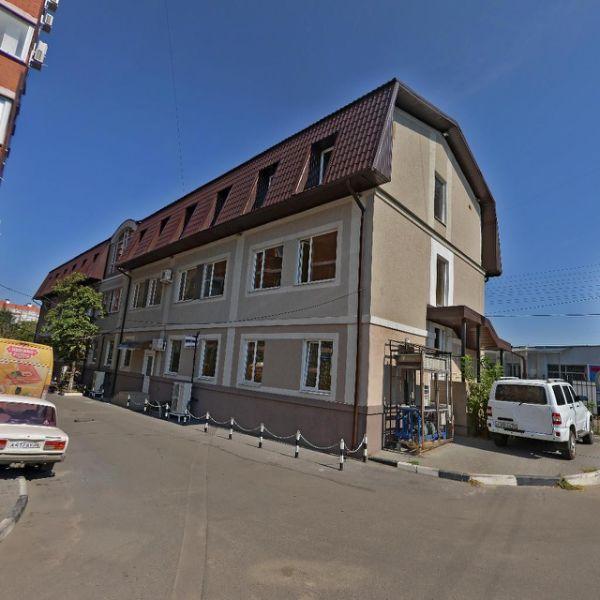 Многофункциональный комплекс на ул. Челюскинцев, 101