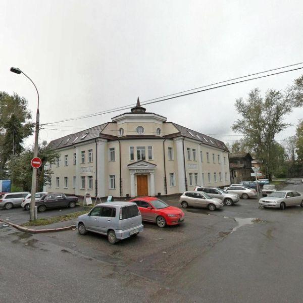 Бизнес-центр Крыловъ