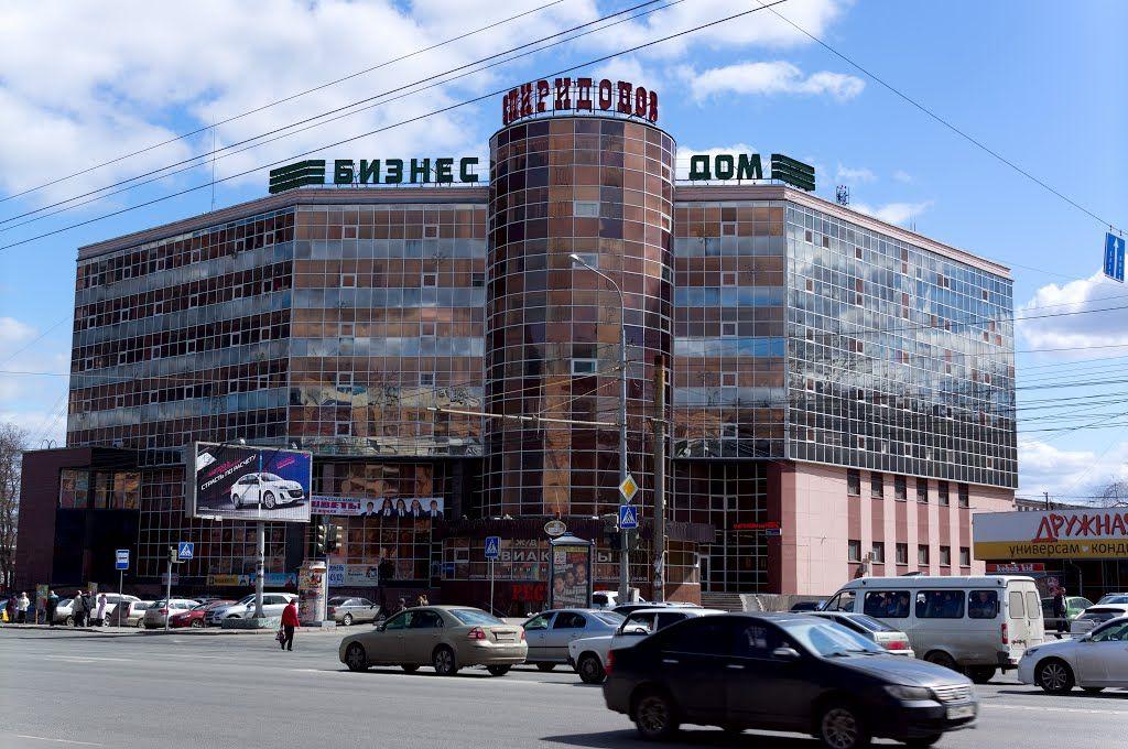 аренда помещений в БЦ Спиридонов