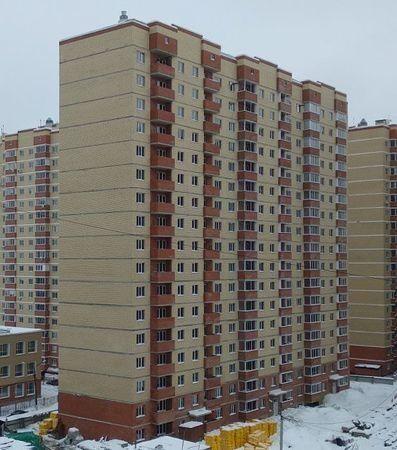 жилой комплекс по ул. Горького
