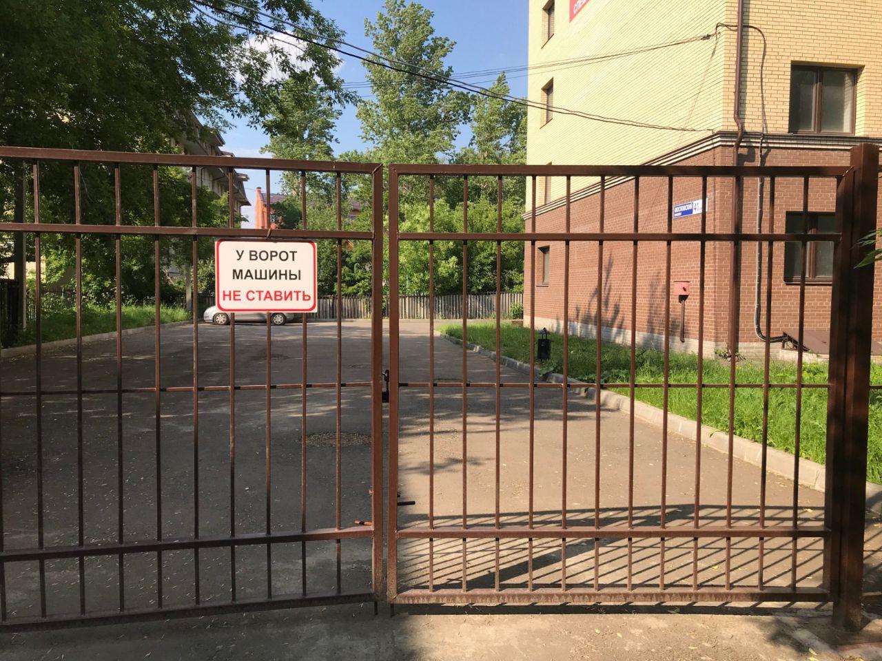 жилой комплекс Московский проспект, 41к2