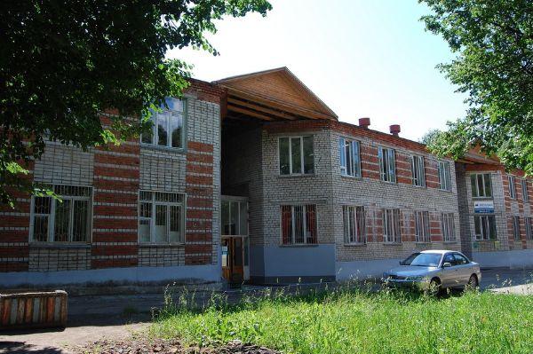 Отдельно стоящее здание на ул. Декабристов, 18А