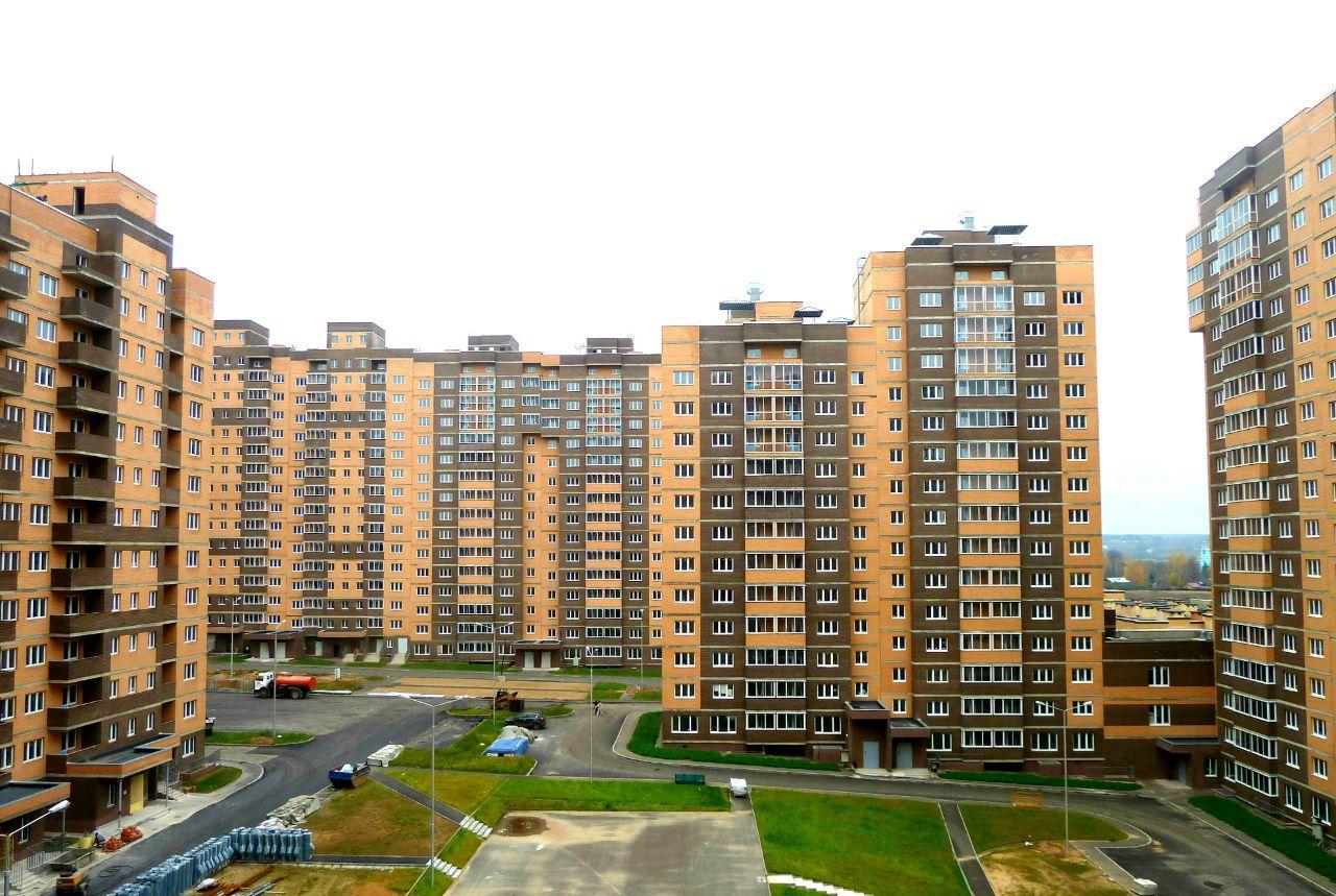 купить квартиру в ЖК Потапово