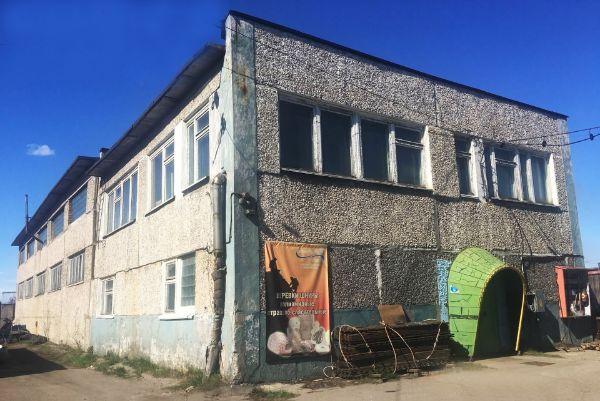 Производственно-складской комплекс на ул. Домостроительная, 5