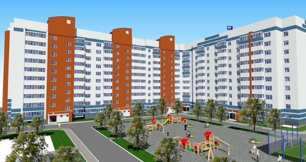 2-я Фотография ЖК «Речной квартал»