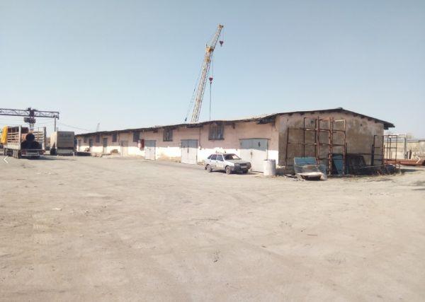 Складской комплекс на Копейском шоссе, 48к1