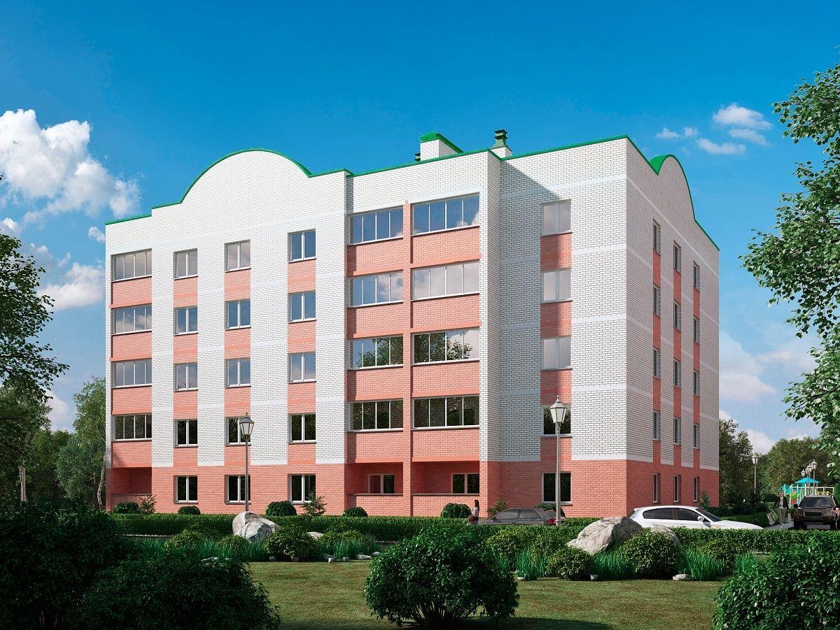 жилой комплекс Златоустье
