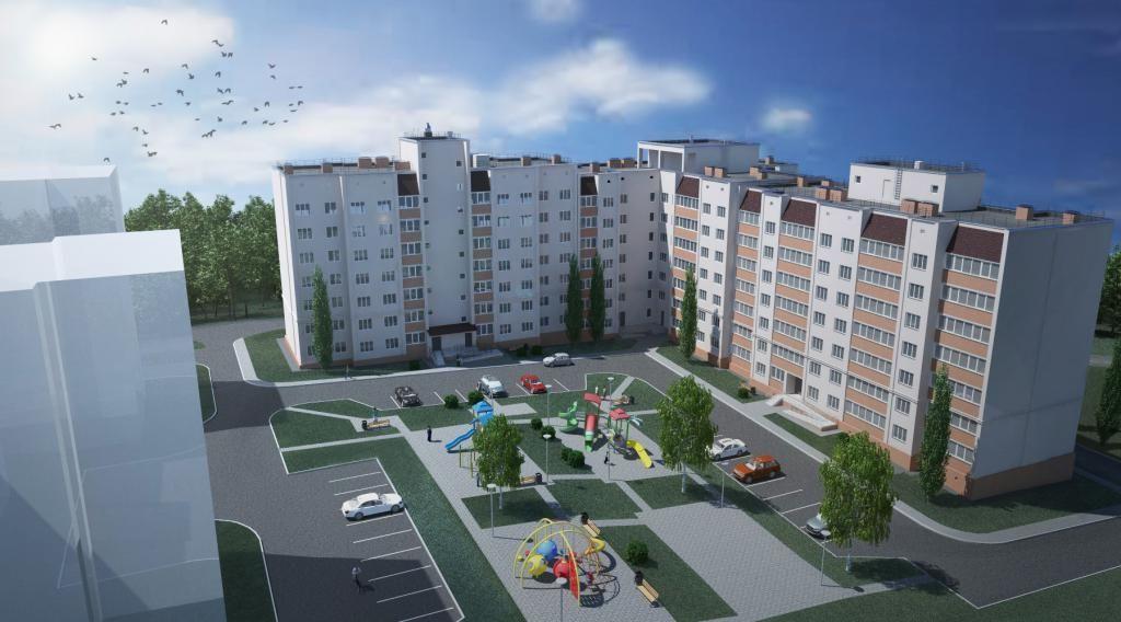 жилой комплекс Родники