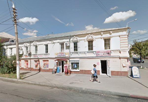 Торгово-офисный комплекс на ул. Советская, 6