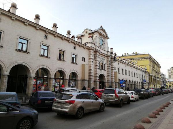 Торговый центр Кузнечный рынок