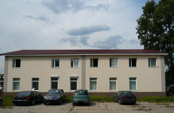 Офисное здание на ул. Мира, 13Б