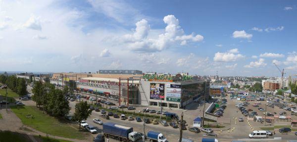 Торгово-развлекательный центр Иремель