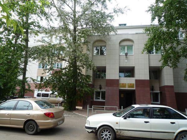 Офисное здание на ул. Горького, 158